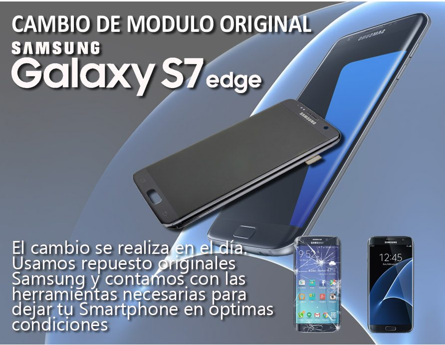 Pantalla Modulo Display Samsung S7 Edge