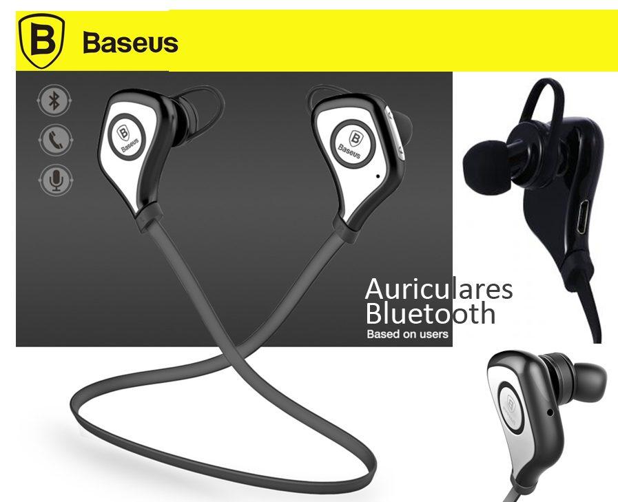 Auriculares Bluethooth Baseus Originales Nuevos Garantia