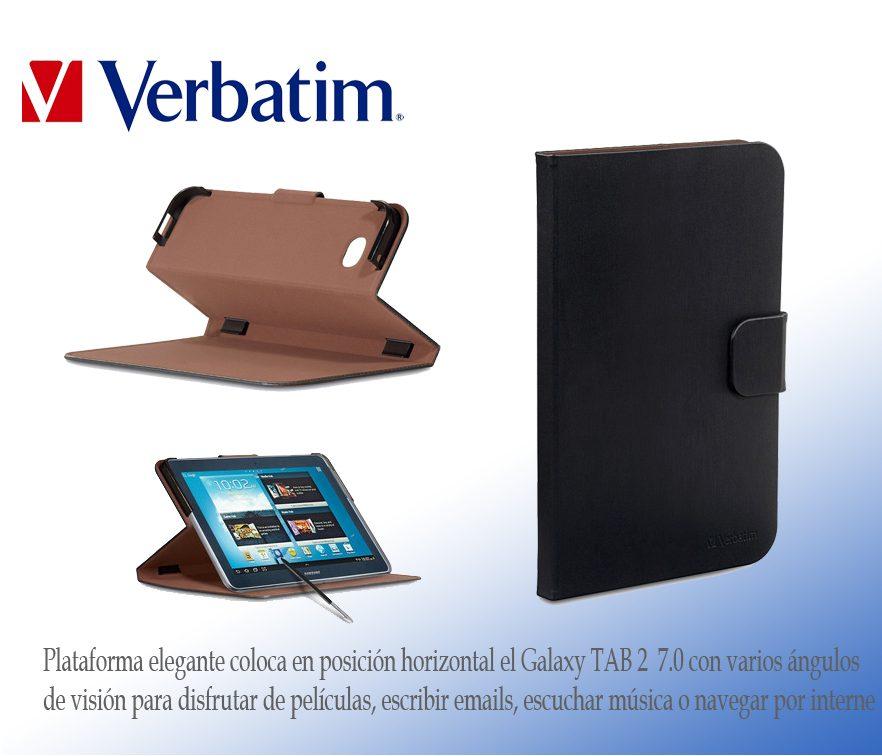 Funda Verbatim Galaxy Tab 2 7.0
