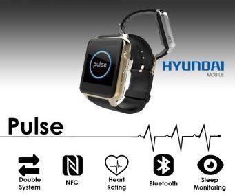 Smart Watch Reloj Inteligente Hyundai Pulse Android Y Iphone