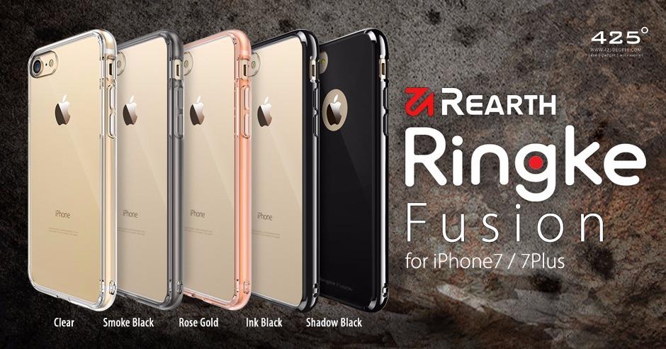Funda Anti Impacto Ringke ® Fusion,iphone 8, 8 Plus Oferta!!