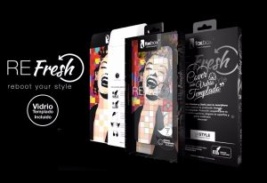 Funda Iphone 7 Diseños Refresh Gran Calidad De Impresión