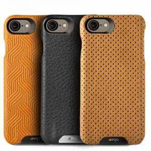 Funda Vaja Iphone 7 7plus Premium, Cuero Hecho A Mano, Local