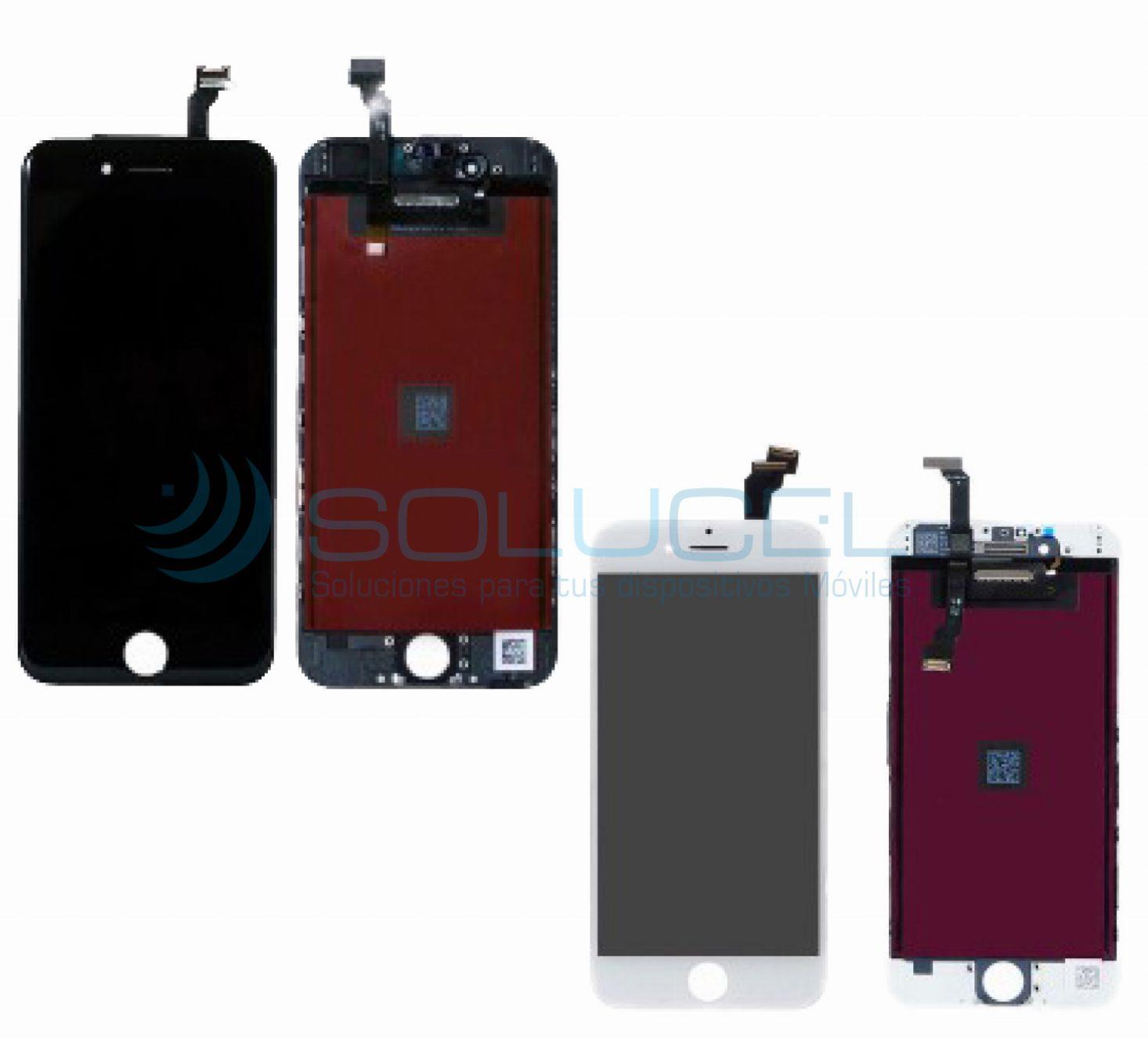 8f921f9ed29 Cambio de modulo Display LCD, vidrio y táctil iPhone 6 Plus – Solucel
