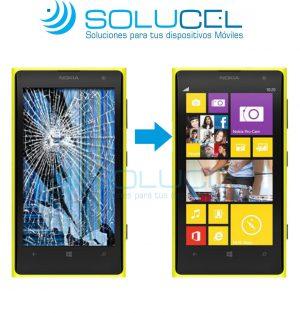ec92747324f Cambio de Display LCD, vidrio y táctil Lumia 1020
