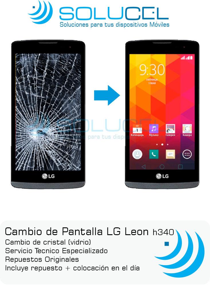 Display completo LG Leon H340 Original