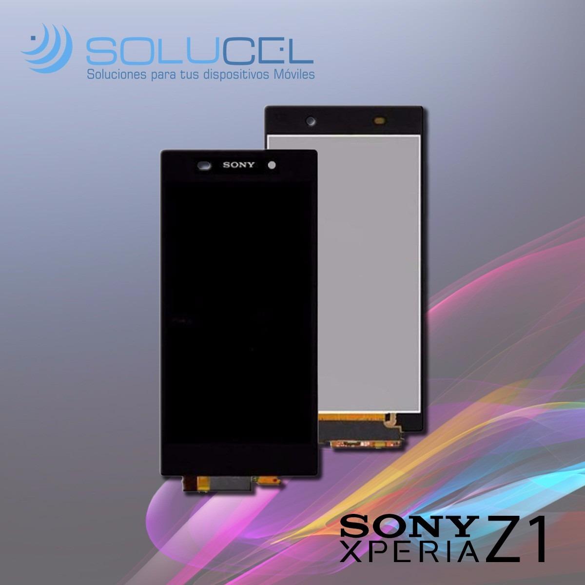 7867c7a005d InicioServicio TecnicoCelularesSonyCambio Pantalla Vidrio Sony Xperia Z1  Original + Instalacion. ¡Oferta! pantalla ...