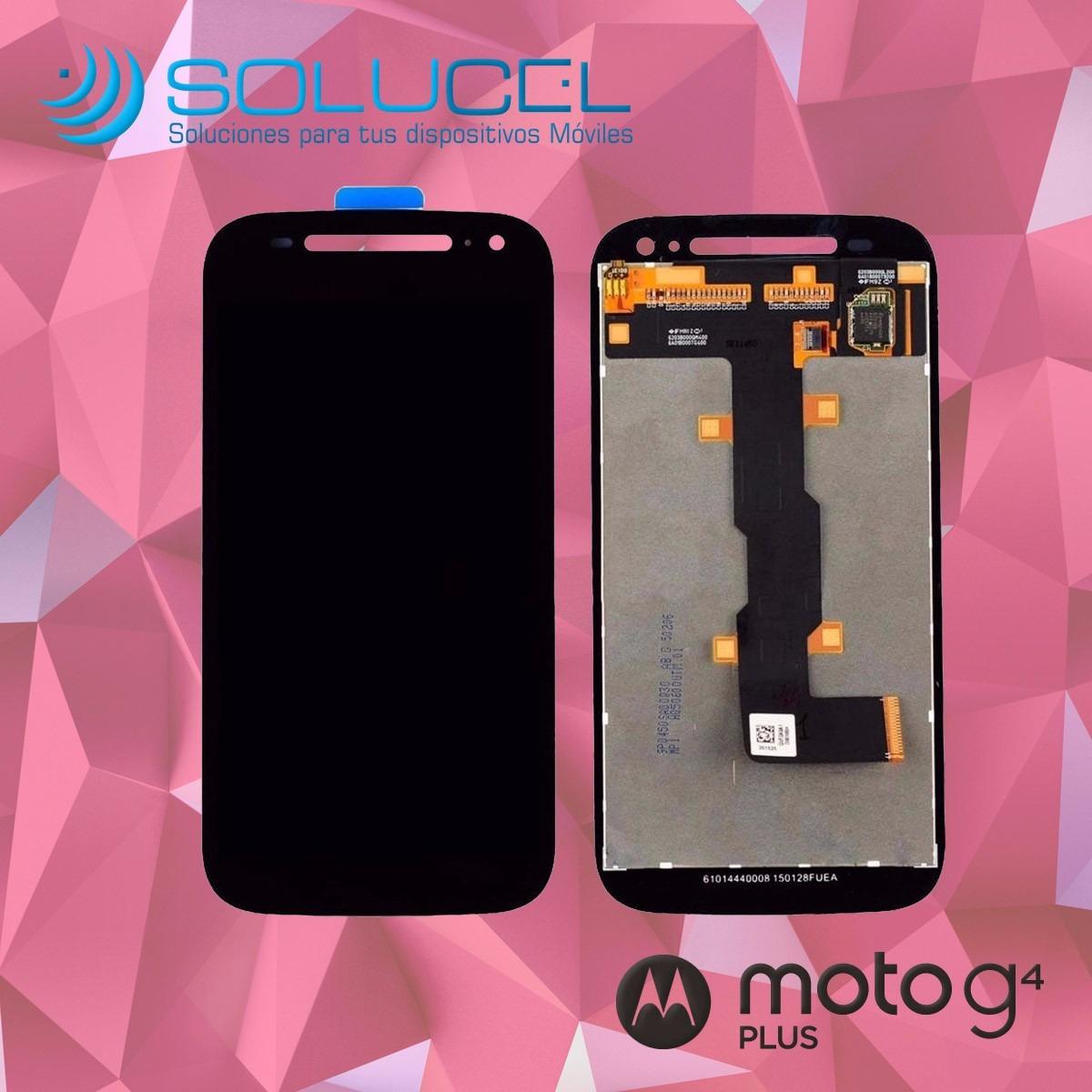 65447410b12 Pantalla Modulo Motorola G4 Display + Tactil + Colocacion – Solucel