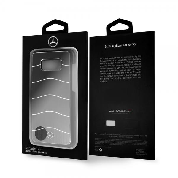 funda-Mercedes Benz-aluminio