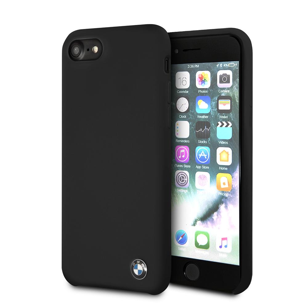 Funda Case Premium Bmw Silicona Para Iphone 8,7,6s,6 Local